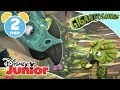 Gigantosaurus | The Triceratops Trial  🦖 | Disney Junior UK