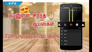 ►Top 7 Coolest and Interesting Apps for Android | Most Useful Apps for You | October [2017]✔