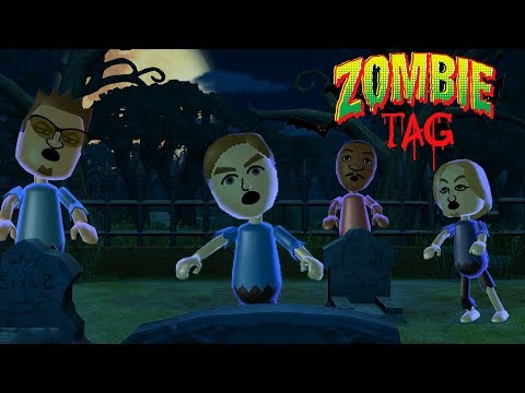 Wii Party - Zombie Tag Special  