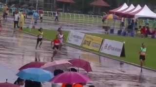 20140509-全國小學田徑錦標賽-屏東縣代表隊女童1200公尺大隊接力決賽