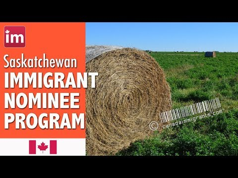 Is the Saskatchewan Immigrant Program for skilled workers?