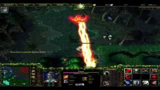 как правильно играть в Warcraft 3 dota