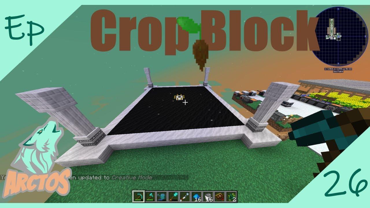 Attunement Altar- Crop Block #26 - YouTube
