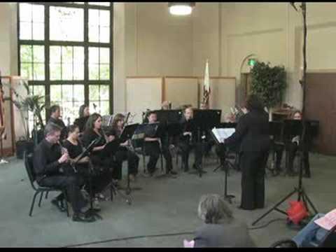 dodecaphonic essay clarinet choir