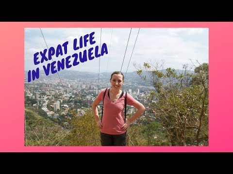 ExpatsEverywhere: Living and Working in Caracas, Venezuela