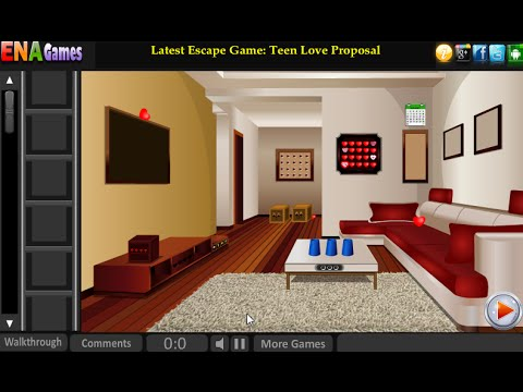Apartment Room Escape 3 Walkthrough valentine room escape 3 walkthrough [enagames] - youtube