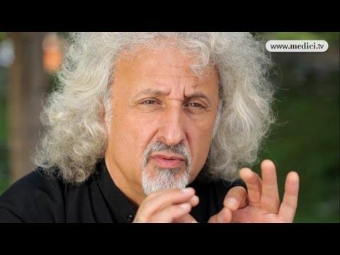 2012 Verbier Festival - interview #21 - Mischa Maisky
