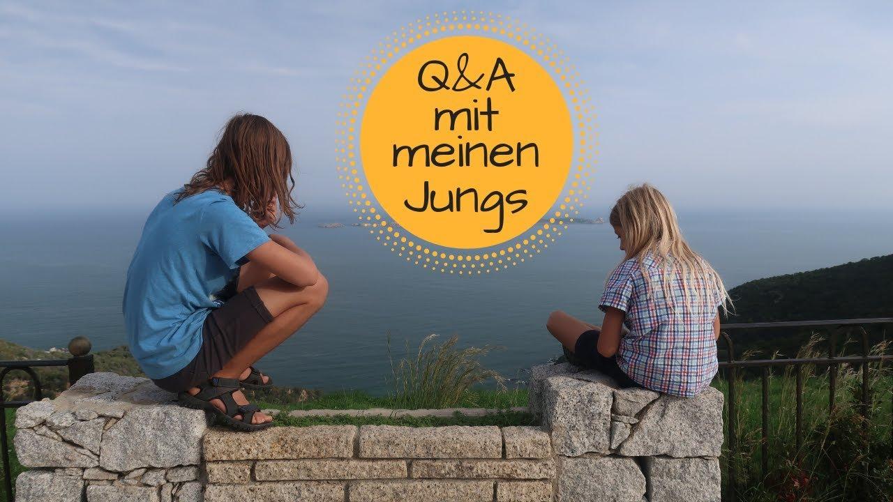 Q&A mit meinen Kindern! Eure Fragen, ihre Antworten! TEIL 1