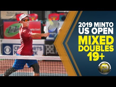 Mixed Doubles 19+ - 2019 Minto US Open Pickleball Championships