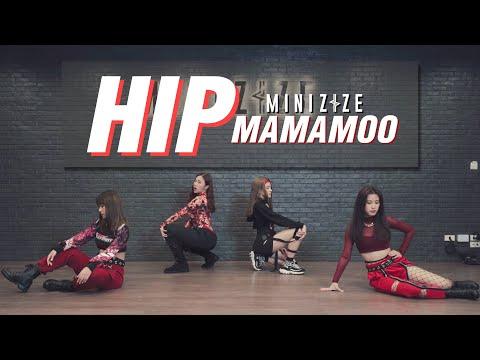 마마무(MAMAMOO) - HIP | Cover By MINIZIZE #HIP #MAMAMOO