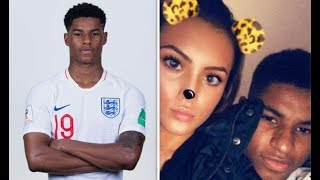 World Cup 2018 Who is England player Marcus Rashford dating Love Life REVEALED