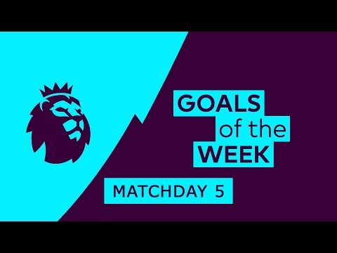Premier League Goals & Highlights | Matchday 5 | 2018/19 thumbnail