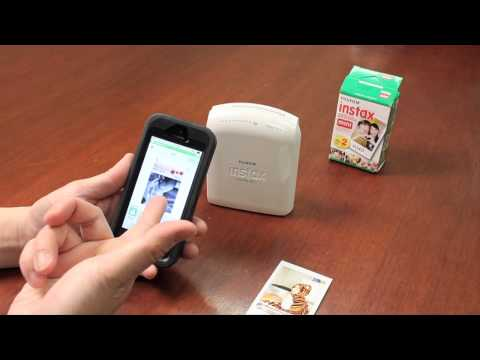 Fuji Guys - Fujifilm Instax Share SP-1 Printer - Top Features