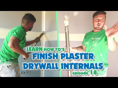 Pro Drywall Finishing Tips On How To