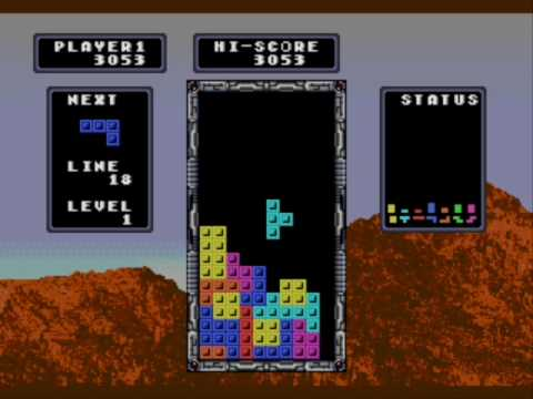 Image result for tetris genesis