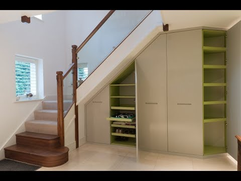 Small Space Under Stairs cabinet design Ideas ll Under stairs storage ideas ll choose one