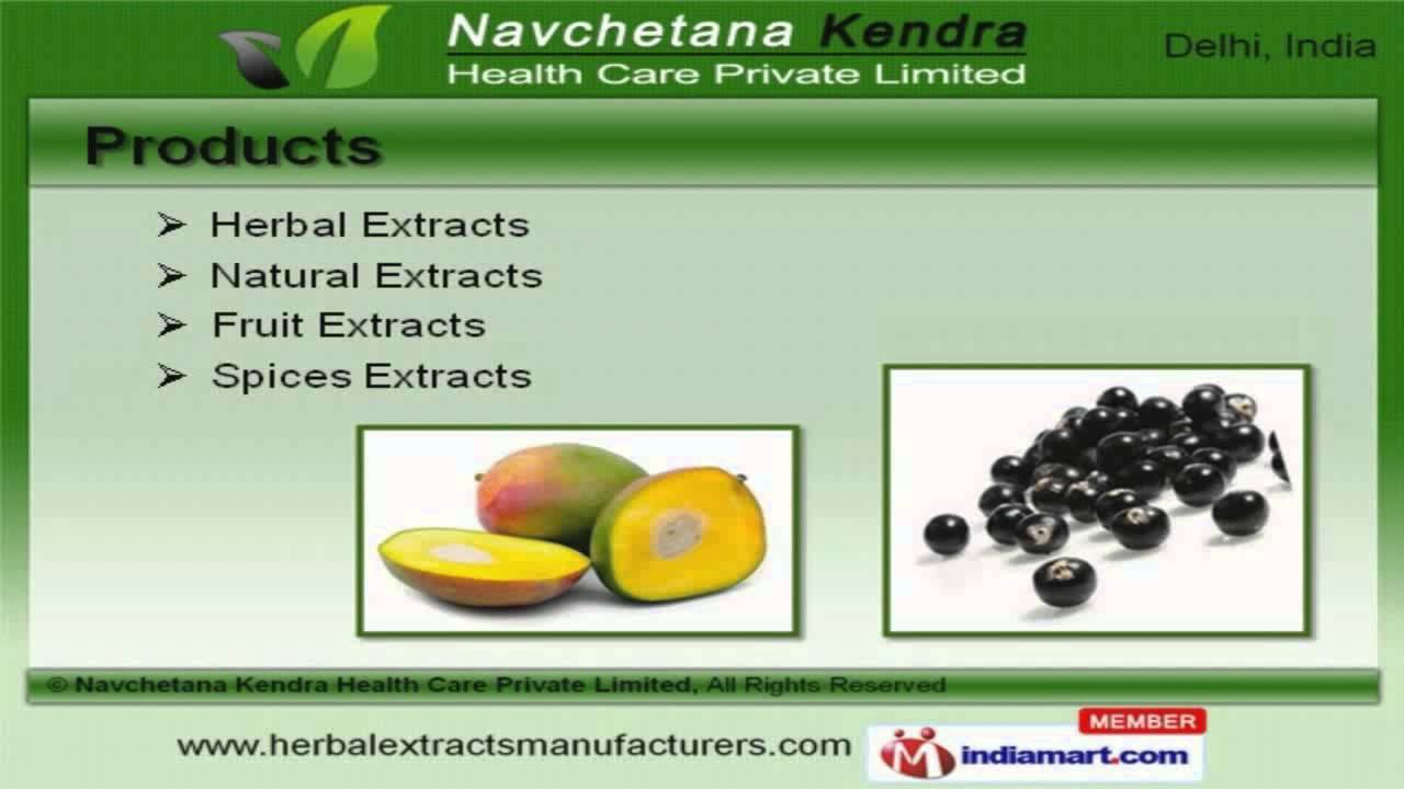 Care from health herbal india product - Patent Product Natural Extract By Navchetana Kendra Health Care Private Limited Delhi
