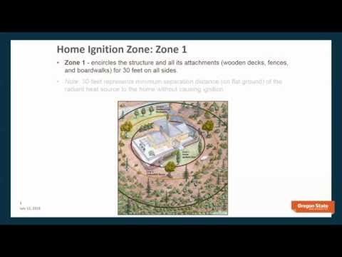 Home Protection Strategies: Defensible Space and HIZ