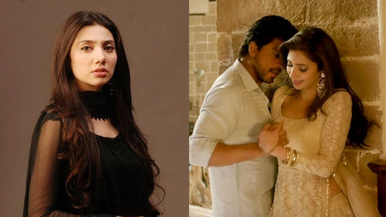 Mahira Khan Upset With Shah Rukh Khan For Ignoring Her In Raees Promotions  - YouTube