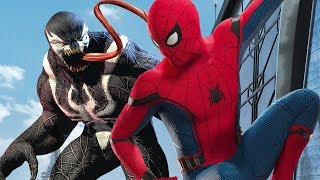Spider-Man Will NOT Be In Venom Or Silver & Black After All