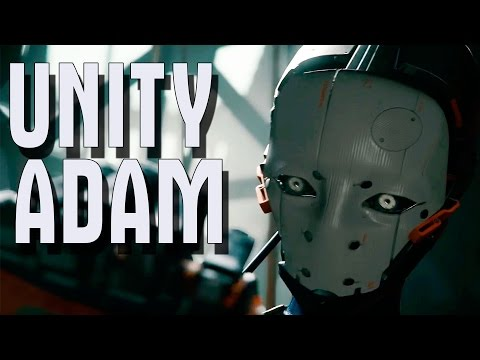 Unity Adam demo - the full film РЕАКЦИЯ