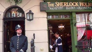 London. В гостях у Шерлока Холмса.