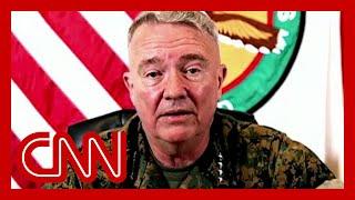 'A mistake': US admits it killed 10 civilians in Kabul airstrike