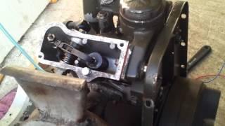 Bernard Moteurs W110 BIS Motor engine 2