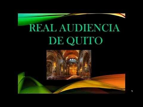 Real Audiencia De Quito