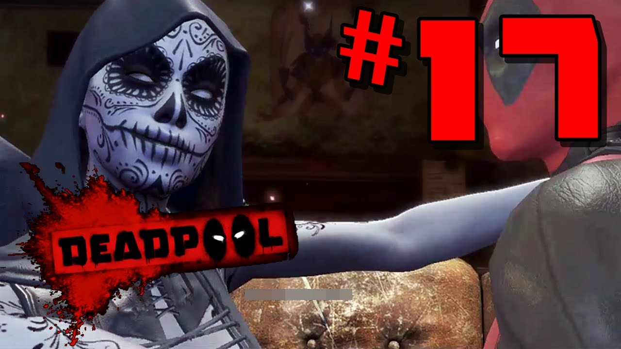 Let's Play Deadpool the Game| Part 17: Lady Death - YouTube