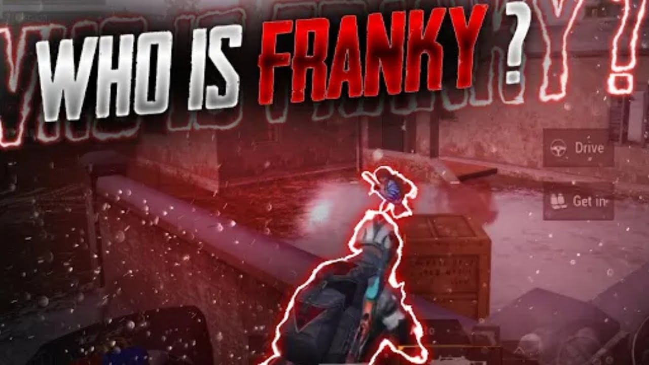 SNIPER MAN IN THE HOUSE !  INTRODUCING FRANKY GAMER ! PUBGM PRO PLAYERS PART -6