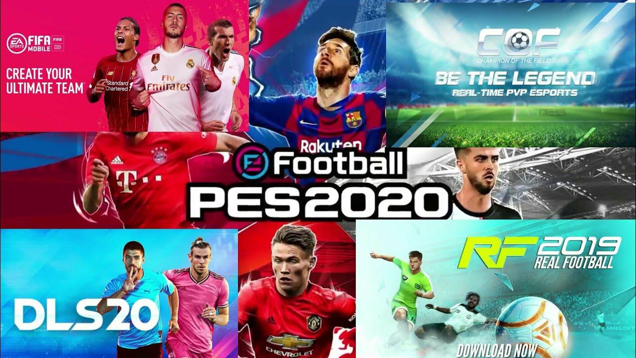 Top 5 game bóng đá hay nhất cho Android