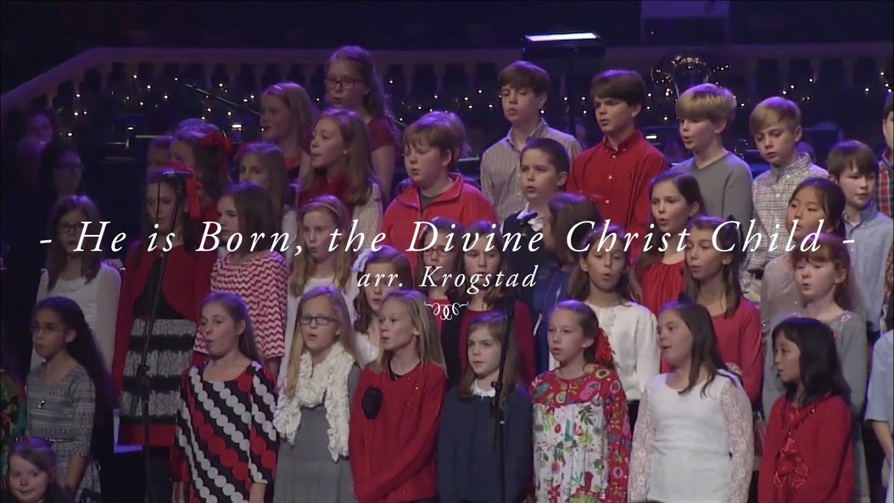 He Is Born The Divine Christ Child Youtube She was born into a wealthy family. he is born the divine christ child