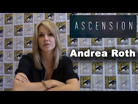 Ascension - Andrea Roth Interview