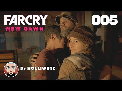 Far Cry New Dawn #005 - Spezialist Nick Rye [PS4] Let's Play Far Cry New Dawn