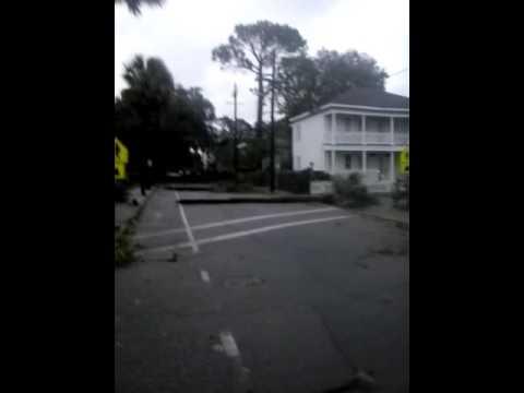 Hurricane Matthew Storm Damage. Pt3