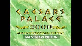 Dreamcast - Caesars Palace 2000 : Millennium Gold Edition