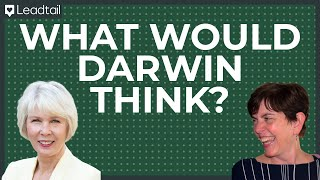 What Would Darwin Think? | Counterpoint B2B with Christina Ellwood & Karen Hayward