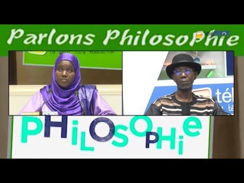 TÉLÉ-ÉCOLE : Parlons philosophie avec Professeur Maguèye KASSÉ