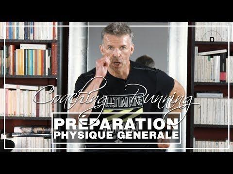 Séance de PPG (préparation physique générale) au poids de corps - Coaching Course