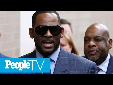 R. Kelly Asks Judge In Sex Abuse Case If He Can Travel For Concerts | PeopleTV