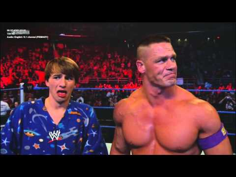 Thumbnail: WWE Fred and John Cena vs Mr.Devlin and Kevin (HD)