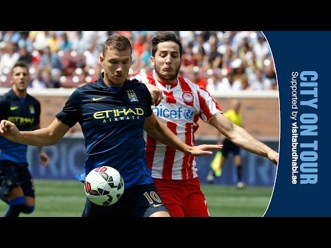 Olympiacos 2-2 City | Match Highlights | City On Tour