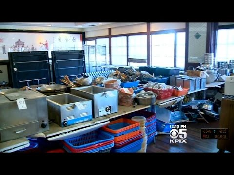 Historic Mings Restaurant In Palo Alto Auctions Off Furniture, Cooking Equipment