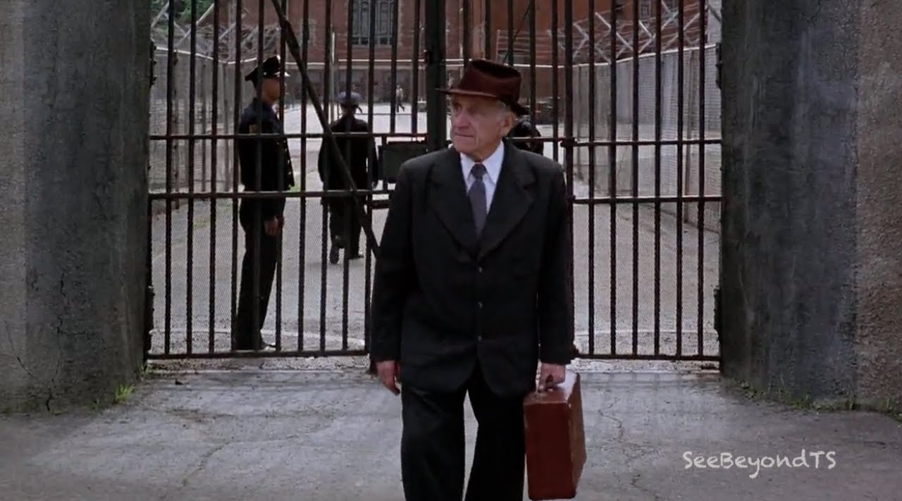 the experiences of prisoners in the shawshank redemption In the shawshank redemption, our main character is andy dufresne who has just been  the warden of shawshank prison eventually establishes a system.