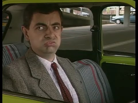 فوضى موقف السيارات مع مستر بين