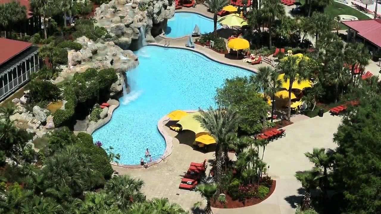 Hyatt Regency Grand Cypress, Orlando, Florida - YouTube