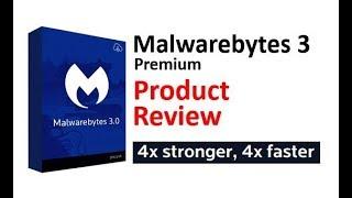 Malwarebytes 3 Premium Antivirus Review - PC Security
