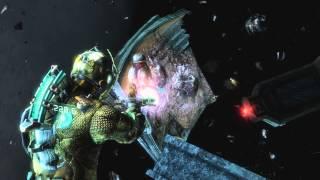 Dead Space 3 Secret Cache Outside the Terra Nova (and artifact)