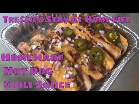 homemade-hot-dog-chili-sauce
